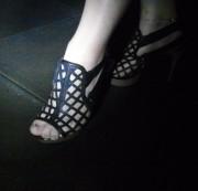LadyMelinda - Nachts in High Heels unterwegs