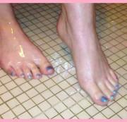 LittleToe - Fußdusche