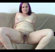 PaulineMaxx - cum slurping chubby