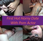 SamanthaKiss90 - Erstes heißes geiles Date mit Pornoschauspieler
