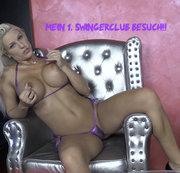 Sexy-Blanche - Mein erster Swingerclub besuch!!