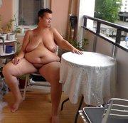 WorldOfJen - Jen is Sitting all Naked on the Balcony