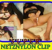 majkana - Netznylon Clip