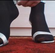 nylonjunge - Besondere Strümpfe und Pleaser Heels
